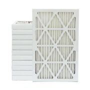 18x24x2 Merv 13 Pleated Ac Furnace Air Filters.  Case Of 12.