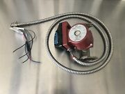 Grundfos Up15-55sfc/tmc Stainless Circulator Pump Pre Wired Kit W/ Timer New
