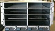 Rrcisco Ucs 5108 Blade Server Chassis With 8x Fans 4x Psus 2x Fabric Modules