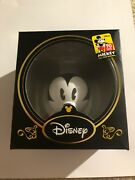 Gold Mickey Mouse Vinyl Shorts Disney Series Canada Fan Expo Exclusive 2019