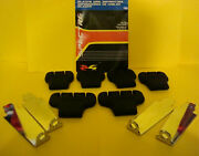 Spectre 45913 Black Spark Plug Silicone Wire Separators Heat Rated 7 8  8.8 Mm