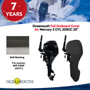 Oceansouth Outboard Storage Full Cover Mercury 2 Cyl 209cc 20 Year 2017