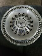 Vintage Ford Motor Company 15 Hubcap With Crown Symbol