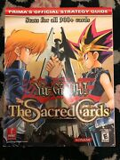 Yu-gi-oh The Sacred Cards Gba - Official Strategy Guide Prima
