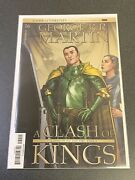 Dynamite Comics Game Of Thrones A Clash Of King's 16 A Cvr 2019 Case Fresh Nm