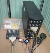 Xltek Natus Ep16 Multi Modality Monitor Ex-iom-ep16 W/ Breakout Box And Cables