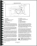 Service Manual Allis Chalmers 7010 7020 7045 Tractor