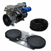 3.9 Cfm Pond Aeration W/ Double-10 Epdm Diffuser Tgparp-60kdd1