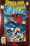 Spiderman 2099 1 Marvel Comics 1992 Sealed Great Condition
