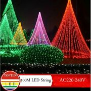 Led Lighting For Outdoor/ Indoor Christmas Tree Twinkle Fairy Decoration Lights