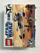 Lego Star Wars 8015 Assassin Droids Battle Pack - 2009 - New In Box