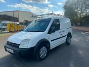 2006 Ford Transit Connect Lwb 142k Full Mot Cambelt Replaced Clutch Sills Done