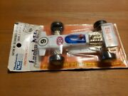 Vintage 1960's Lucky Mini Mite Shell Race Car Friction Toy, Woolworth, Plastic