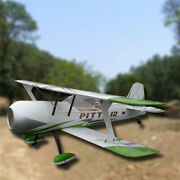 Pitts S12 50e Dual Wing Wood Plane Electric Power Model