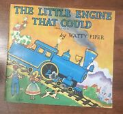 The Little Engine That Could By Watty Piper 1961 Edition Very Rare Schoollastic