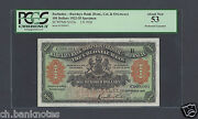 Barbados -barclays Bank 100 Dollars 1-9-1926 Ps103s Specimen About Uncirculated