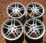 Alessio Promotion Sport Wheels Carrera 16and039and039 X 7.5 5x120 7.5jx16h2 R165 Et35