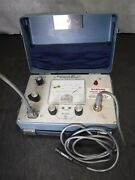 Used Magnaflux Mpl-101 Eddy Current Flaw Magnetic Particle Level Indicator J5