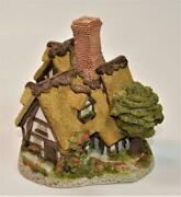 Vintage 1983 David Winter Pilgrims Rest Figurine In The Country Collection
