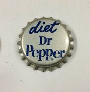 Bottle Cap Crown Diet Dr Pepper Can Acl Cone Sign Top Flat Sign Tin Royal Syrup