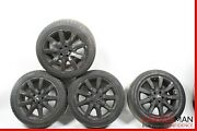 07-13 Mercedes W221 S550 Cl550 Amg Complete Front And Rear Wheel Tire Rim Set R18