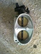 2003-04 Ford Mustang Cobra Svt Oem Intake And Plenum And Throttle Body, Terminator