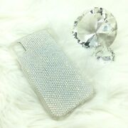 Choose Color And Ss - Bling Back Case For Iphone 11 Pro W/ Crystals