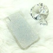 Choose Color And Ss - Bling Back Case For Iphone 11 Pro Max W/ Crystals