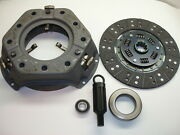 Ford Flathead 10 1941-48 Pass. And 32-56 P/u Compl Clutch And Pressure Plate Kit