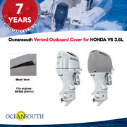 Oceansouth Vented Outboard Motor Cover For Honda V6 3.6l Bf250 2011