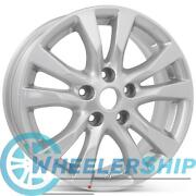 New 16 Alloy Replacement Wheel For Nissan Altima 2014 2015 2016 2017 Rim 62718