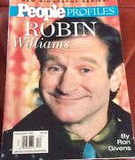 People Profiles Robin Williams 1st Edition 1999 By Ron Givens