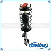Quick Front Right Shock Assembly Strut Spring Coil For Ford Escape Mazda Mercury