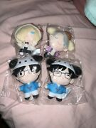 Yuri On Ice Lot Of 38 Official Anime Merchandise Keychains Charms Mascots Plush