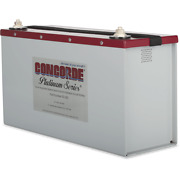 Concorde Platinum Sealed Battery Rg-355 Free Shipping