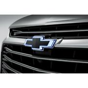 2019-2022 Chevy Blazer Front Illuminated And Rear Non-lit Bow Ties Black 84100081