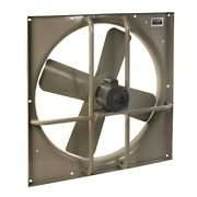 Airmaster 24 Direct Dr. Industrial Ventilation Fan .5 Hp Cf24211 Free Shipping