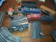 Huge Lot Of Lionel Parts And Track - 624 Chesapeake And Ohio And 1654 2560 And More