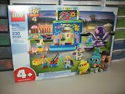 Lego Toy Story 4 Buzz And Woodyand039s Carnival Mania Nib