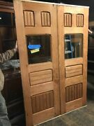Double Door Set Each Door 27.5andrdquo X 82.5andrdquo Several Other Sets And Styles Available
