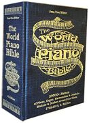 The World Piano Bible 39000 Names Of Makers Find How Old Antique Historic Age