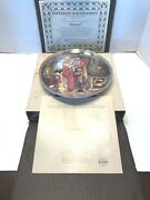 Edwin M. Knowles Co. Rapunzel 1988. Collectors Limited Edition Numbered 6267a