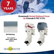 Oceansouth Vented Cover For Evinrude E-tec 2 Cyl