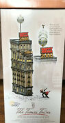 Department 56 - The Times Tower 2000 Christmas In The City Special Ed 55510