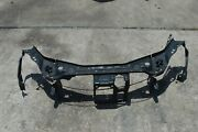 06-11 W219 Mercedes Cls55 Cls550 Cls500 Front Center Upper And Lower Core Support