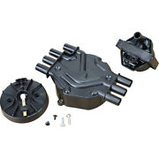 Vortec Distributor Cap Rotor Coil For 1996-2007 Chevrolet Gmc Olds And Isuzu V6