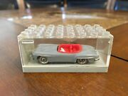 Lego Ho Scale Vintage Classic 1960's Mercedes 190sl W/ Case Extremely Rare
