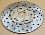 Harley Original Brake Disc Slotted Softail Touring Dyna Sportster