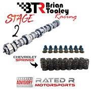 Btr Ls Truck 4.8 5.3 6.0 Stage 2 Cam Kit Chevy Springs Btr Cam And Hat Seals