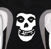 Misfits Large Silhouette On Hockey Practice Jersey Name And Number Too